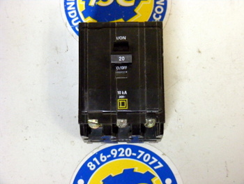<b>Square D - </b>QOB315 Circuit Breaker